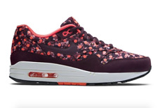 Nike Air Max 1 Liberty of London QS Burgundy Liberty Holiday 2014 DEADSTOCK
