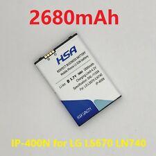 2680mAh IP-400N Battery LG Optimus LS670 MS690 P500 GT 540 LW690 GX200,GX300