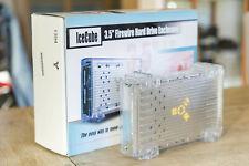 Externe Mac Festplatte Firewire für das Mac-Museum
