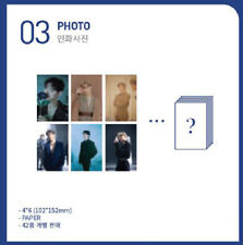 ASTRO 6th Mini Album BLUE FLAME Concept Zone OFFICIAL GOODS PHOTO NEW