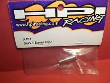 Hpi a181 servo saver pipe