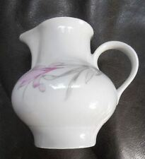 Ilmenau HENNENBERG porcelaine (RDA) Pot de fleurs motif monture en or