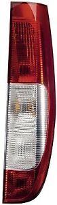 Hella Left Combination Rearlight Mercedes-Benz Vito W639 6398200164