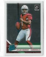 2019 Donruss optic football Rated Rookie #152 Kyler Murray Arizona Cardinals