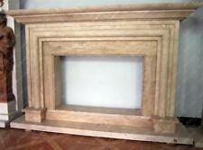Lovely Classic Marble Fireplace Mantel