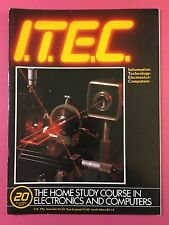 I. T. decir C 1980's electrónica & ordenador Tecnología REVISTA - Part 20
