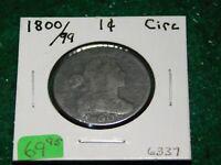 1800/99    Large Cent