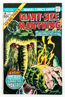 Man-Thing #4 Annual (1975 Marvel) Frank Brunner Cover / Howard the Duck! VF/NM