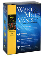 Mole Remover, Wart Remover, Skin Tag remover, Wart Mole Vanish™ Award Winning