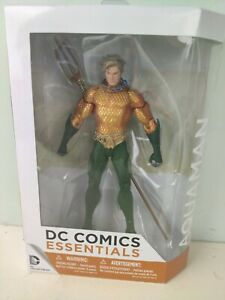 DC Comics Essentials Aquaman Action Figure
