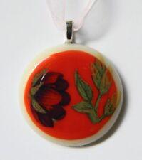 Cabochon Handmade Costume Pendants
