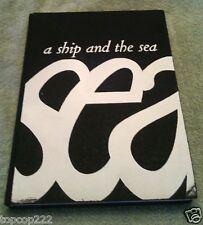 1968-1969 USS CORAL SEA CV-43 U.S NAVY ORIGINAL CRUISE BOOK.