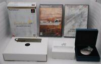 [Open Box] PS2 Berwick Saga Premium Box w/ Pocket watch Japan PlayStation 2 Rare