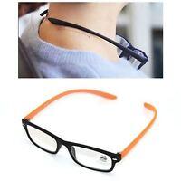Occhiali da vista da lettura da collo con aste girocollo Neck specs autoreggenti