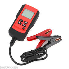 AE300 12V LCD Vehicle Car Digital Battery Test Analyzer Diagnostic Tool