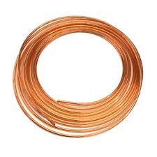 Non-Insulated Flexible Copper Line (1 1/8 x 50 ft) Ct118X50Od