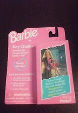 New 1996 Sealed Vintage Barbie Key Chain Ocean Friends