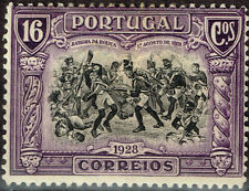 Portugal Napoleonic Wars Battle of Rolica stamp 1928 MH