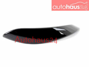 BMW F30 F80 F31 F32 F33 F35 12-17 OUTER TRIM DOOR-PULL HANDLE LEFT WOOD BLACK