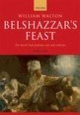 Belshazzar's Feast (vocal score); Walton, William, FMW - 9780193359543