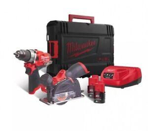 M12FPP2F-402X AKKU-Werkzeug SET IN2 - Milwaukee - 4933471681 - 4058546295806