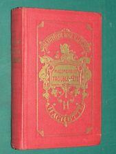 Mademoiselle Trouble-fête M. Du GENESTOUX Bibliothèque rose illustrée