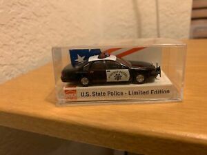 Busch 1:87 California Highway Patrol CHP Chevrolet Caprice ~ US State Police
