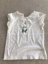 bonpoint t shirt, girls, size 18 mo