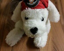 RARE Harley Davidson Motorcycle Biker Dog Stuffed Animal Plush w/Bandana