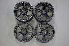 4 x Org Audi r8 42 Cerchi in lega 420601025p 420601025ah 11 x 19 pollici et50 et42 rims