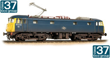 Bachmann 31-678A Class 85 Electric 85040 BR Blue (Weathered)