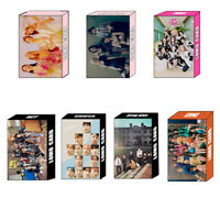 30pcs Set Kpop IZONE Seventeen NCT Stray Kids Paper Lomo Photo Card Photocard