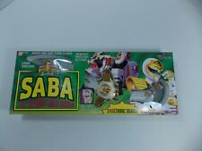 MIGHTY MORPHIN POWER RANGERS SABA TALKING WHITE TIGER SABER WORKS MINT 1993 MMPR