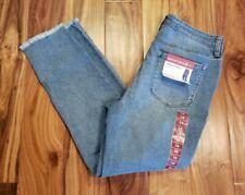 NWT Women's MAX STUDIO Harvey Wash High Rise Skinny Denim Ankle Jeans Size 4