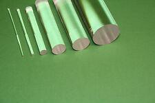 PLEXIGLAS® Ø 10 mm Rundstab farblos Beschwerungsstab für Raffrollo 100cm