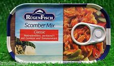 ( 1,24�'�/100g)  Rügenfisch Scomber Mix,super leckeres Ostprodukt von Rügen Fisch
