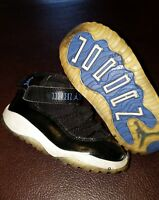 2009 Nike Air Jordan 11 XI Retro TD Space Jam Toddler baby Sz 7c