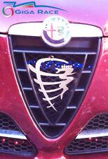 alfa romeo 147 2 serie scudo frontale griglia anteriore kit estetico tuning