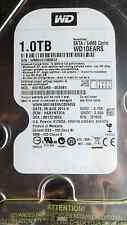 Western Digital 1 TB WD10EARS-00Z5B1 DCM:HARYNT2CA | 08AUG2014 | Festplatte