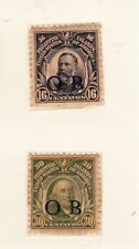 OLD US - PHILIPPINES STAMP OB BANDHOLTZ - E