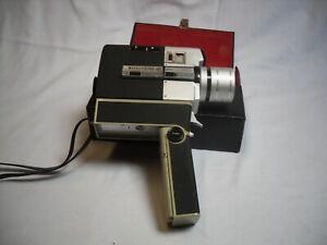 Sankyo Super CM300 Super 8 Cine Film Camera. Retro. Vintage. Untested!!!