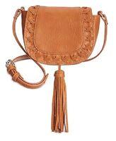 Inc International Concepts Logan Mini Saddle Bag NWT