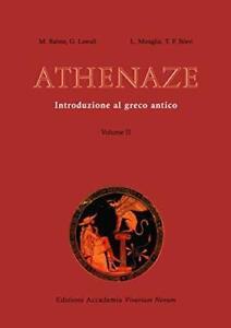 9788895611501 Athenaze. Introduzione al greco antico. Con espans...o classico: 2