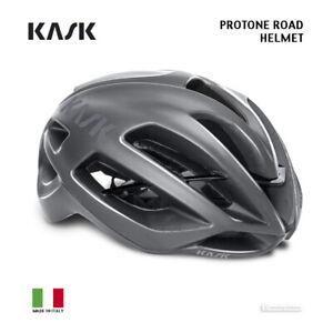 NEW 2021 Kask PROTONE Road Cycling Helmet : MATTE GREY