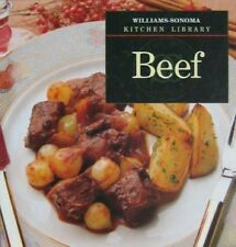 Cook Book - Williams-Sonoma Kitchen Library: Beef by Joyce Goldstein & Chuck