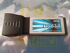 Buffalo IFC-EC2U3/UC2 2 Port USB 3.0 ExpressCard NEC UPD720202 Chip based