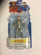 Superman Returns Space Suit Kal-El 5 inch Figure Mattel NIP TRU Exclusive S123-8
