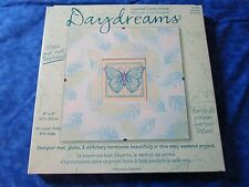 """Dimensions Daydreams Counted Cross Stitch Kit 72690 """"Dreamy Butterfly""""  NEW"""