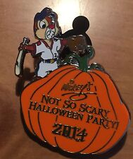 Disney's Not So Scary Halloween Party 2014  Mystery Set Pin DALE