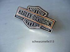 HARLEY DAVIDSON-Bar & Shield TRADE MARK-Pin Nuovo